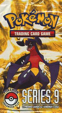 Pokemon POP Series 9 Booster Pack