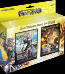 Force of Will Valhalla Cluster Light Starter Deck