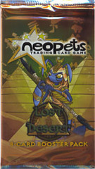 Neopets Card Game TCG Lost Desert Booster Pack