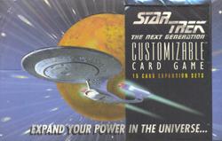 Star Trek CCG Premiere Unlimited Booster Box