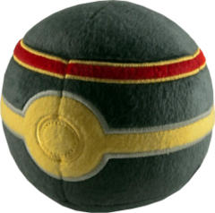 Pokemon Luxury Ball Plush 4