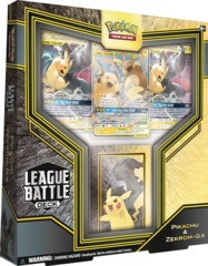 Pokemon League Battle Deck - Pikachu & Zekrom-GX