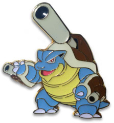 Blastoise Pin - Evolutions Blister Exclusive