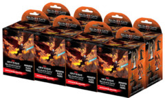 D&D Miniatures: Icons of the Realms Set 12: Descent Into Avernus Booster Brick Box
