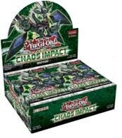 Yu-Gi-Oh Chaos Impact 1st Edition Booster Box
