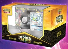 Pokemon Hidden Fates Ultra Ball Collection - Shiny Metagross-GX