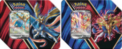 Pokemon Legends of Galar Tin Set of 2 - Zacian V AND Zamazenta V