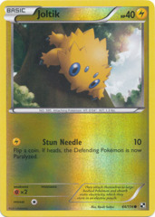 Joltik - 44/114 - Common - Reverse Holo