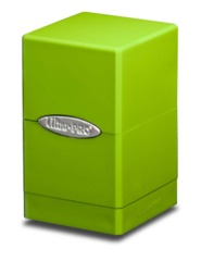 Ultra Pro Satin Tower - Lime Green