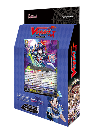 Cardfight!! Vanguard VGE-G-TD08 Vampire Princess of the Nether Hour Trial Deck