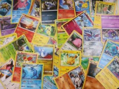 CHEAP Pokemon Cards 100ct BULK lot of PLAYED CONDITION Commons & Uncommons USED