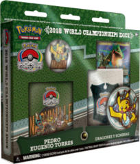 Pokemon 2018 World Championships Deck - Pedro Eugenio Torres (Dragones y Sombras)