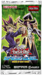 Yu-Gi-Oh Arena of Lost Souls 1st Edition Speed Dueling Booster Pack