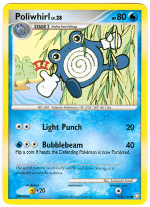 Poliwhirl - 115/146 - Common