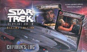 Star Trek CCG Captains Log Booster Box