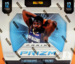 2019-20 Panini Prizm NBA Basketball HOBBY Box