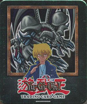 Yu-Gi-Oh  2002 Black Skull Dragon Collectors Tin