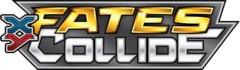 Pokemon XY10 Fates Collide Reverse Holo Set