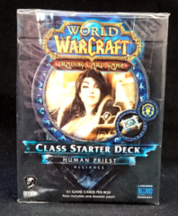 2013 Alliance Human Priest Class Starter Deck