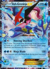 Ash-Greninja EX XY133 Holo Promo - Ash-Greninja EX Collection Box Exclusive