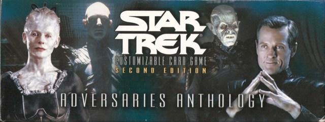 Star Trek CCG Adversaries Anthology