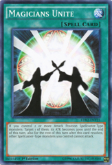 Magicians Unite - LDK2-ENY25 - Common - 1st Edition