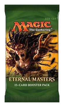 Eternal Masters Booster Pack - English