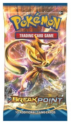Pokemon XY9 BREAKPoint Booster Pack