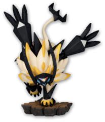 Dusk Mane Necrozma Figure - Dusk Mane Necrozma Premium Collection