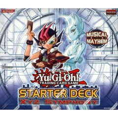 Yu-Gi-Oh 2012 Starter Deck XYZ Symphony Display Box