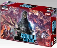 Godzilla Card Game GZ-01