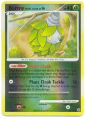 Burmy Plant Cloak - 78/132 - Common - Reverse Holo