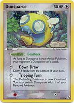 Dunsparce - 31/92 - Uncommon - Reverse Holo