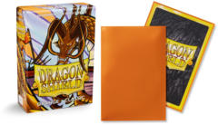 Dragon Shield Classic Japanese Mini-Size Sleeves - Orange - 60ct