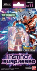 Dragon Ball Super Card Game DBS-SD11 Series 9 Starter Deck