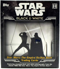 2019 Topps Star Wars Black & White: The Empire Strikes Back Hobby Box