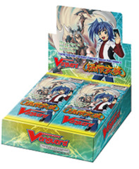 Cardfight!! Vanguard VGE-BT06 Breaker of Limits BT06 Booster Box
