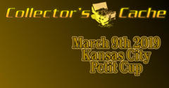 3/9/2019 Kansas City Final Fantasy TCG Petit Cup $20 Preregistration Fee NON-Refundable