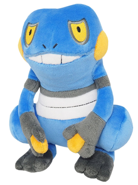 Japanese Pokemon Croagunk 6.5 Plush PP45