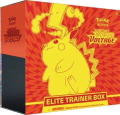 Pokemon SWSH4 Vivid Voltage Elite Trainer Box