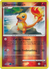 Charmander - 59/99 - Common - Reverse Holo