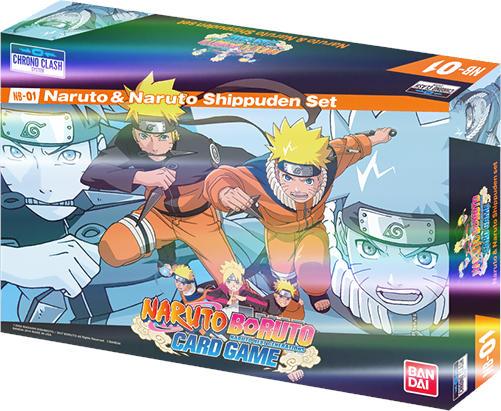 NB-01: Naruto & Naruto Shippuden Set