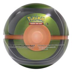 2020 Pokemon Dusk Ball Tin