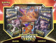 Pokemon Hidden Fates Collection - Charizard-GX