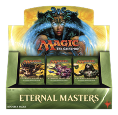 MTG Eternal Masters Booster Box (English)