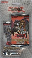Yu-Gi-Oh Blister Pack - Jaden Yuki 2 & Aster Phoenix 1st Edition Booster Packs