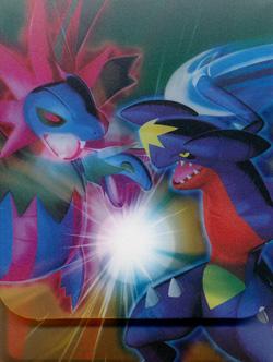 Japanese Pokemon Black & White Dragon Blade Dragon Blast Deck Box