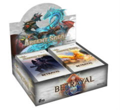 Argent Saga: Betrayal Booster Box