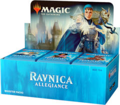 MTG Ravnica Allegiance Booster Box (English)