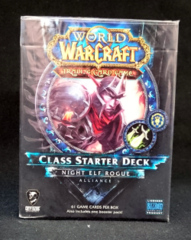 2013 Alliance Night Elf Rogue Class Starter Deck